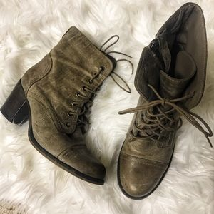 Steve Madden Graanie Lace-up Boot